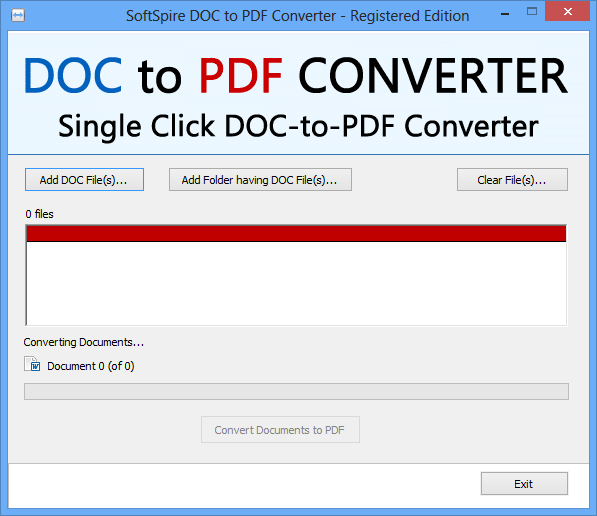 DOC to PDF Converter for precise conversion